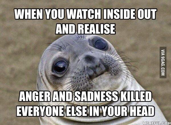 It makes me sad and angry at the same time - 9GAG