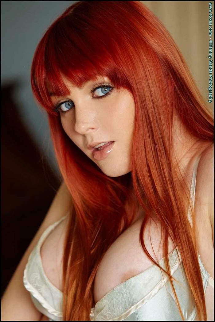Red hairy women