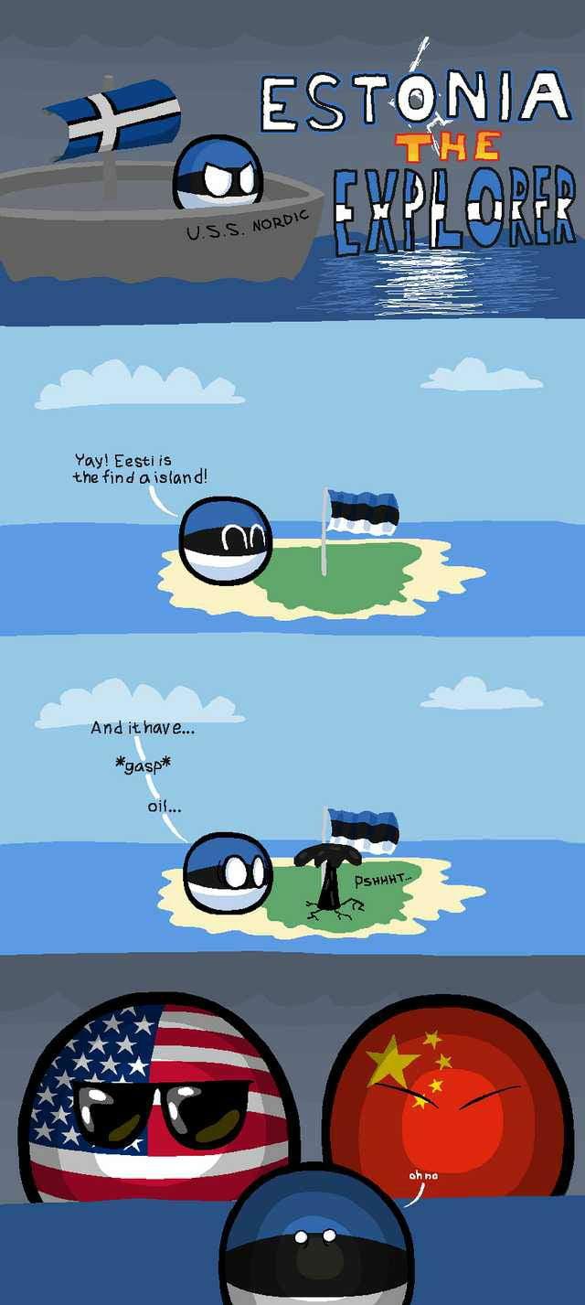 Poor Estonia