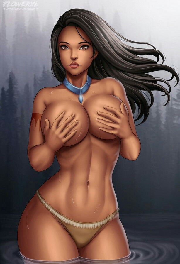 Petite pocahontas gets pounded in a reservation camp nude girls