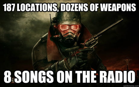 Best 30 fallout new vegas fun on 9gag finally started new vegas this is my major gripe so far voltagebd Image collections