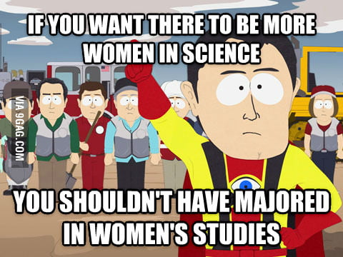 To all the feminists I know
