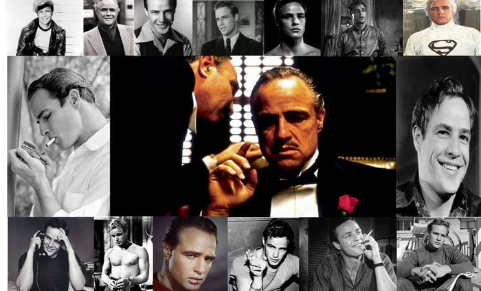 9 years since he passed. R.I.P Marlon Brando, The Godfather of acting!