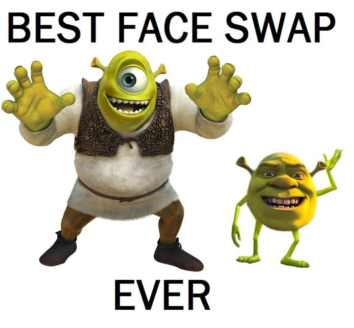 Best face swap ever