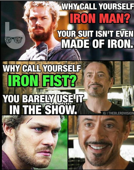 azq14Gz_460s best 30 iron fist fun on 9gag,Iron Fist Meme