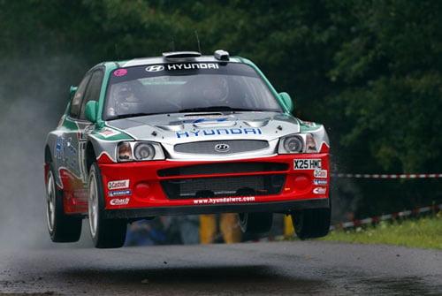 Hyundai Accent Rally Car 9gag