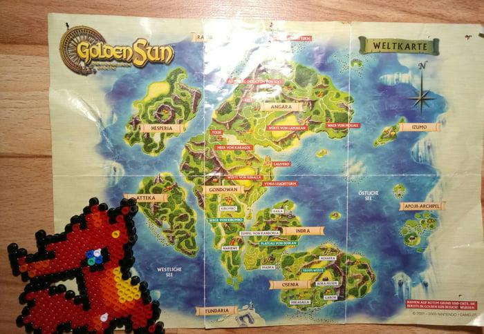 Let\'s hope for Golden Sun 4 on the Nintendo Switch - 9GAG