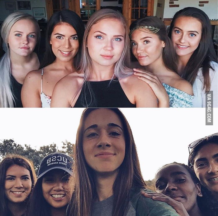 Russian girls vs american girls